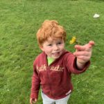 Foraging for Dandelions and Nettles